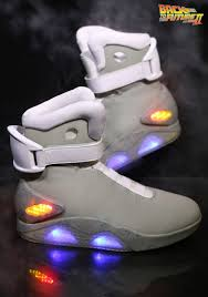 Light Halloween Costumes Future 2 Light Shoes