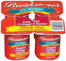Cottage Cheese Singles by Breakstone U0027s Cottage Cheese Singles U2013 Convenient Single Serve