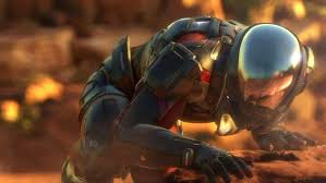 nomad mass effect new mass effect andromeda gameplay trailer showcases the