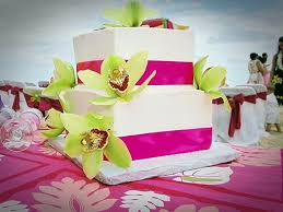 island themed wedding pictures 2 of 20 small wedding cake hawaiian themes photo