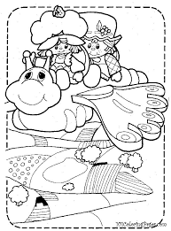 68 best crafty 80 u0027s strawberry shortcake coloring images on