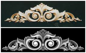 Wood Carving Designs Free Download by Wooden Door With Metal Flowers Google Search Zbrush Alpha