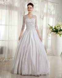 modest wedding dresses with 3 4 sleeves modest wedding dresses with 3 4 sleeves