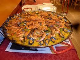 cuisiner pour 15 personnes paella sur réservation pour 15 personnes photo de auberge de la