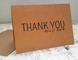 custom thank you cards friendship customized thank you cards wedding also personalized
