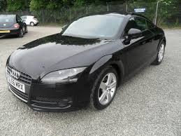 used audi tt coupe for sale used 2006 audi tt coupe 2 0t fsi 2dr petrol for sale in