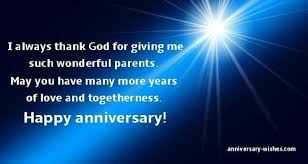 wedding wishes to parents should a child wish his parents a happy anniversary quora