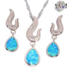 not on the high earrings opal earrings and necklace set sterling silver christmas and new