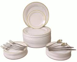 wedding silverware occasions 720 pcs 120 guest wedding disposable