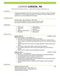 Nursing Assistant Resume Samples by Download Rn Resumes Haadyaooverbayresort Com