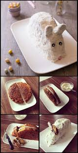 gâteau lapin de pâques carrot cake recipe easter cake and food