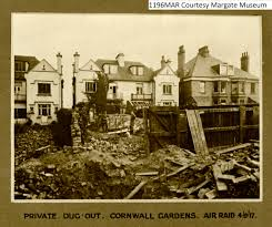 margate kent in ww1