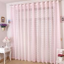 Beige And Pink Curtains Decorating Beautiful Pink Grommet Curtains Decorating With Light