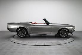 1969 Mustang Black 1969 Ford Mustang Rk Motors