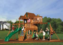 Backyard Swing Sets For Kids by First Kids U0027 White House Playset Sets The Stage For Backyards