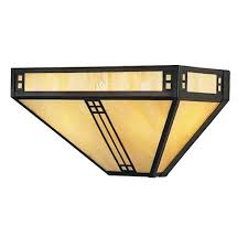 Mission Wall Sconce Arroyo Craftsman Prairie Wall Fixture