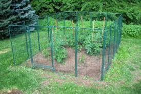 choose garden defender fence for deer rabbit critter control and