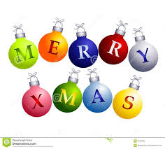 merry on ornaments royalty free stock image image 3765996