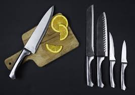 Knives In The Kitchen by How To Choose A Good Kitchen Knife Food News Asiaone
