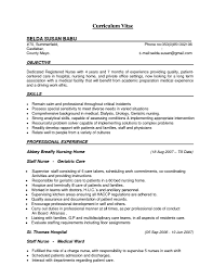 Sample Resume For A Nurse by Dialysis Nurse Resume Sample 6 Sample Resume For Dialysis Nurses