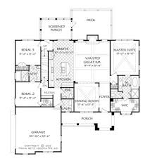 Cottage Home Floor Plans by 25 Best House Plans Images On Pinterest Home Plans Architecture
