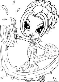 lisa frank printable coloring pages chuckbutt com
