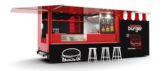 camion cuisine occasion fabricant food truck remorque food