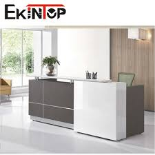 Office Reception Desks by Modern Office Reception Desk Portable Office Counter Table Design