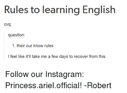 Funny English Memes - 25 best memes about ariel english instagram and funny