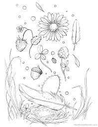 coloring pages hazelwood forest lemonade stand coloring pages in