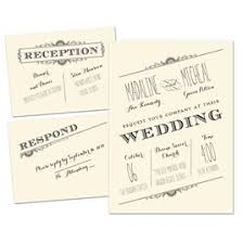wedding invitations packages 3 for 1 wedding invitations invitations by