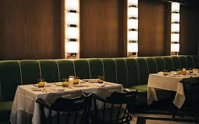 best restaurants in palm springs for midcentury modern design