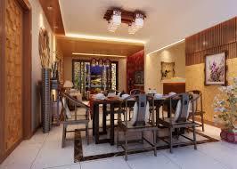 designer dining room dining room with designer wall decor 3d cgtrader