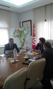 tunisair siege tunisair handling création d un centre de formation intégré http