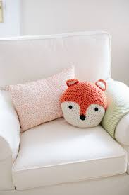 58 best books and foxes images on pinterest foxes fox and drawings jameson loves this fox pillow style me pretty gallery inspiration picture