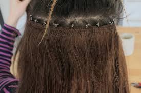 Hair Extensions Procedure by Buy Loop And Lock Hair Extensions Indian Remy Hair