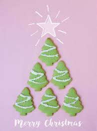 Decorated Christmas Tree Cookies by Christmas Tree Cookies A Fun U0026 Festive Biscuit Recipe My