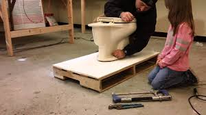 a home show plumbing basics installing resetting a toilet a home show plumbing basics installing resetting a toilet youtube