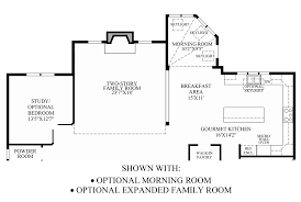Powder Room Floor Plans by Reserve At Medina The Vermillion Home Design