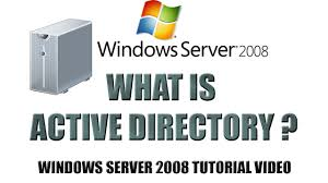02 what is active directory windows server 2008 tutorial youtube