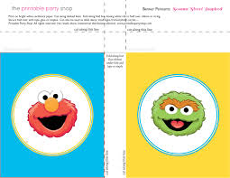 printable pictures of sesame street characters kids coloring