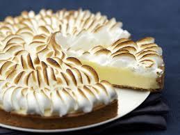 cuisine tarte au citron tarte au citron meringuée au lait concentré inratable recettes