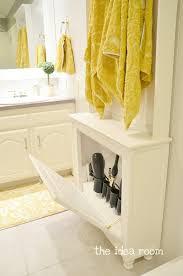 hair tool storage cabinet the idea room