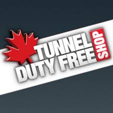 tunnel duty free on happy canadian thanksgiving day from