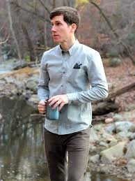 the modest man casual button up shirts