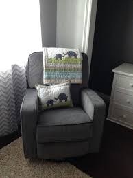 gray glider recliner chair 48 cool gray glider recliner