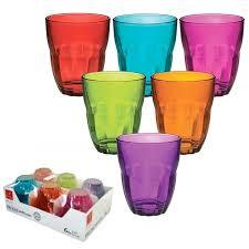 bicchieri colorati bormioli horecapoint bicchiere ercole colorato acqua e vino bormioli