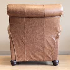 barcalounger ii recliner chair leather recliner chair