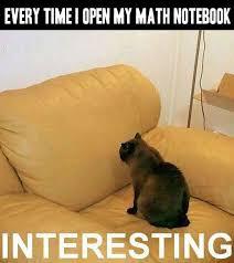 math notebook