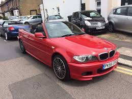 bmw 318i m sport 2006 56 convertible full service history immola